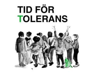 tid för tolerans BILD