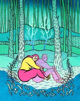 Illustration: Loka Kanarp