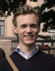 Johan Berg, aktiv i Fältbiologerna